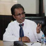 Ketua DPRD Provinsi Riau, Jumaga Nadeak. foto : dprdkepri