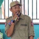 Ketua Tagana Tanjungpinang, Hamdan Syahrial
